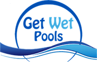 Get Wet Pool Installs Logo
